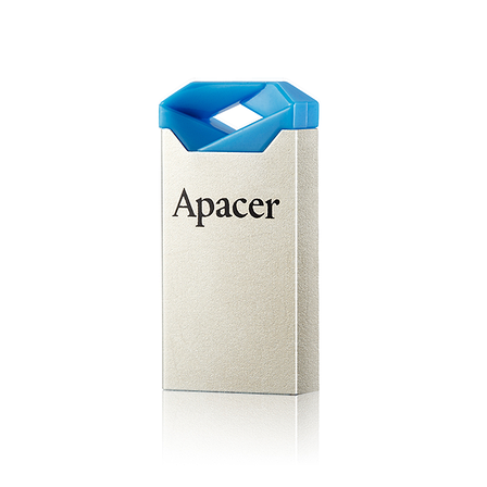 Флеш USB 2.0 Apacer AH111 32GB Blue (AP32GAH111U-1), фото 2