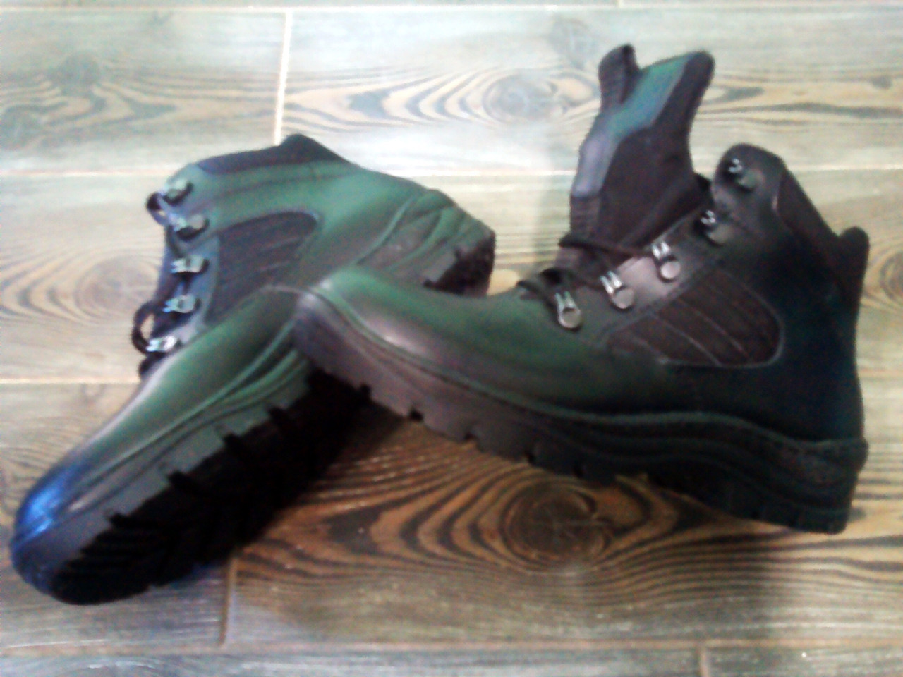 Ботинки (мод. Gopak) тактические черные