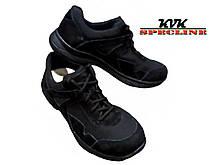 Кроссовки Tactical Black черные кожаные