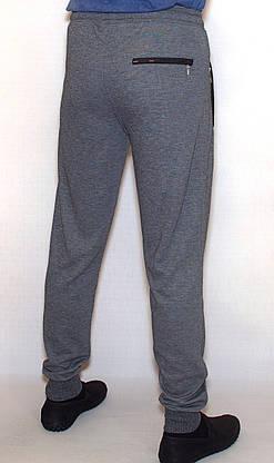 Мужские спортивные штаны на манжете Shooter (M) 4511, фото 2
