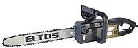 Цепная электрическая пила Eltos ПЦ-2800 прямая