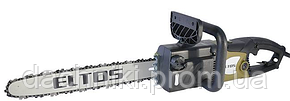 Цепная электрическая пила Eltos ПЦ-2800 прямая, фото 2