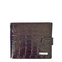 Портмоне кожаное мужское Karya 0413-57 турецкая кожа коричневого цвета