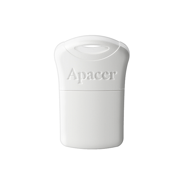 Флеш USB 2.0 Apacer AH116 16GB White (AP16GAH116W-1)