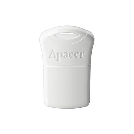 Флеш USB 2.0 Apacer AH116 16GB White (AP16GAH116W-1), фото 2