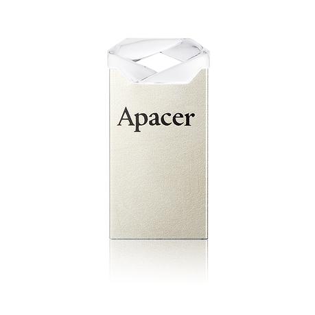 Флеш USB Apacer AH111 8GB Crystal (AP8GAH111CR-1), фото 2