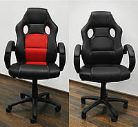 Офісне крісло компютерне спортивне (колір на вибір) Multi import sport Офисное кресло спортивное НОВОЕ Польша