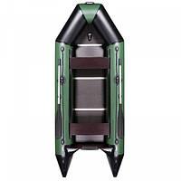 Килевая лодка пвх AquaStar D-310 RFD зеленая