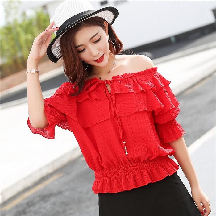 Летняя пляжная блузка 42-44 (в расцветках)