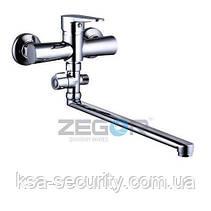 Смеситель для ванны ZEGOR PUD6-A146 (Зегор), фото 2