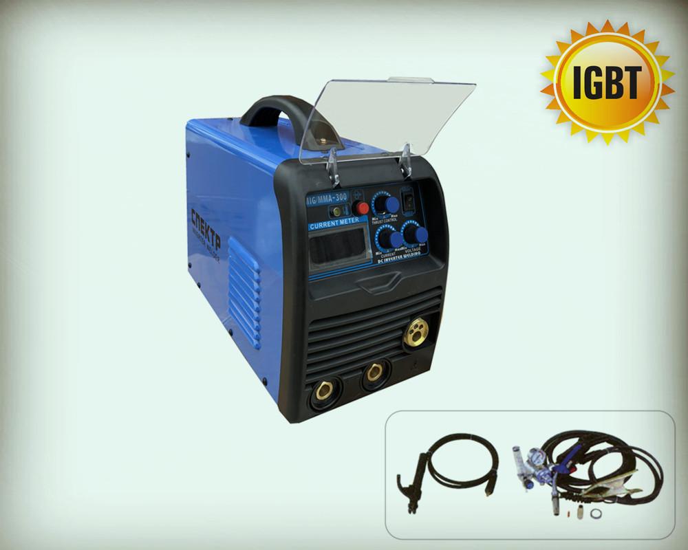 Сварочный полуавтомат Спектр MIG/MMA-300
