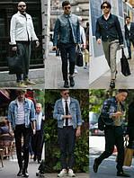 Мужская Евро Мода