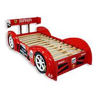 Детская кровать - машинка Феррари, фото 1
