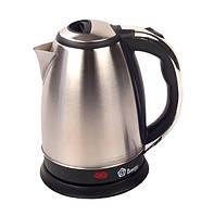 Электрический чайник Domotec DT, стильный, качественный, нержавеющая сталь -  шикарный подарок для хозяйки