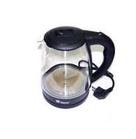 Качественный стеклянный электрический чайник Domotec DT станет отличным помощником хозяйкам на кухне, фото 1