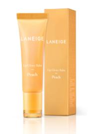 Laneige Lip Glowy Balm Бальзам для губ Peach (Персик)