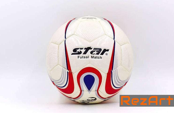 Мяч футзальный №4 STAR клееный