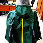 Дождевик для инвалидной коляски от дождя, фото 5