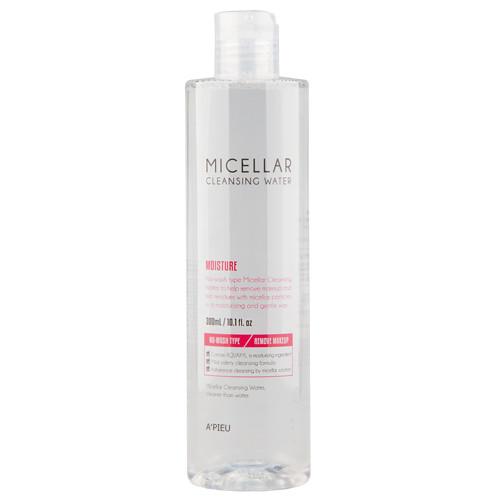 Увлажняющая мицеллярная вода A'PIEU Micellar Cleansing Water Moisture, 330 мл