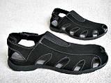 Новые Мужские сандалии босоножки Бренд OutVenture КОЖА 41 размер, фото 3
