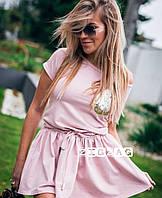 Женское летнее платье разных цветов