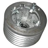 Шкив двигателя привода молотилки (лев.сторона), 10.05.00.108Г