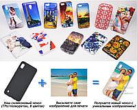 Печать на чехле для Samsung Galaxy A10 2019 A105F (Cиликон/TPU)