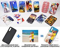 Печать на чехле для Samsung Galaxy A40 2019 A405F (Cиликон/TPU)