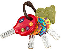 Развивающая игрушка – СУПЕР-КЛЮЧИКИ (свет, звук)