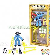 Фигурка для анимационного творчества Stikbot ферма для съёмки видео (фигурка с аксессуарами)