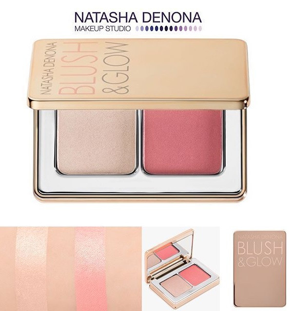 Natasha Denona Blush and Glow Palette