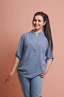 Женская блуза больших размеров.Размеры 52 - 58