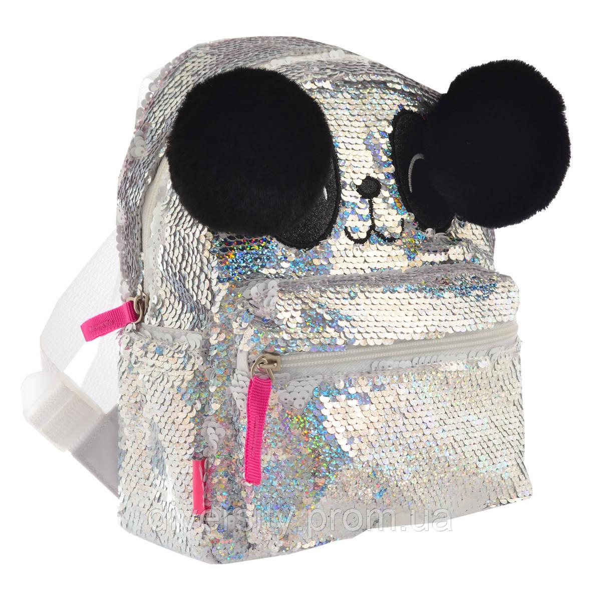 """Детский рюкзак K-19 """"Panda"""" 556547"""