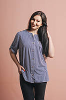 Женская блузка больших размеров.Размеры 54 - 60