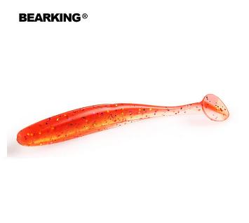 Силиконовая приманка Keitech Easy Shiner 75мм (16 шт )  (копия Bearking )