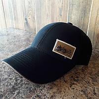 Бейсболка, кепка Kentaver черная, фото 1