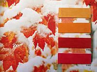 Велюр цветной красные тона Италия, фото 1