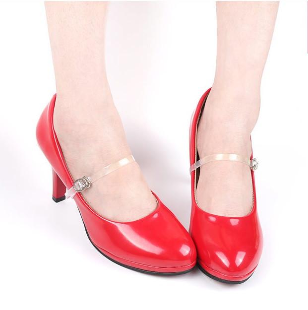 Силиконовые ремешки для крепления обуви