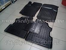 Коврики в салон OPEL Combo C с 2001-2011 гг. (Avto-gumm)