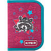 Пенал Kite Education Fluffy racoon K19-621-1