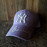Кепка, бейсболка YN фиолетовая, фото 1