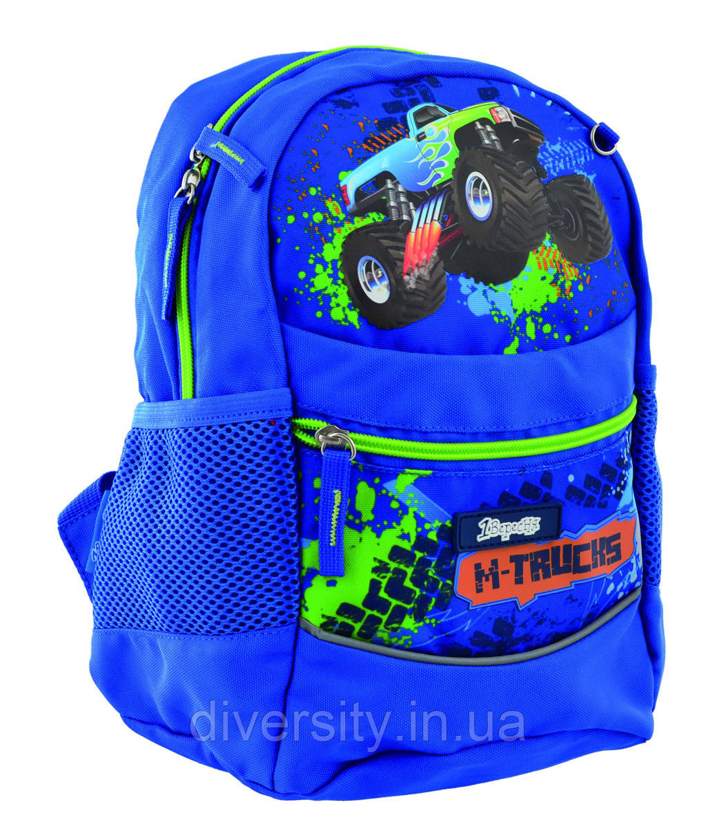"""Детский рюкзак K-20 """"M-Trucks"""" 556511"""