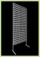 Сетка торговая пристенная  0,75x2м