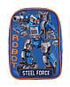 """Детский рюкзак K-18 """"Steel Force"""" 556427, фото 2"""
