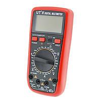Цифровой Профессиональный мультиметр UT 61 тестер вольтметр, фото 1