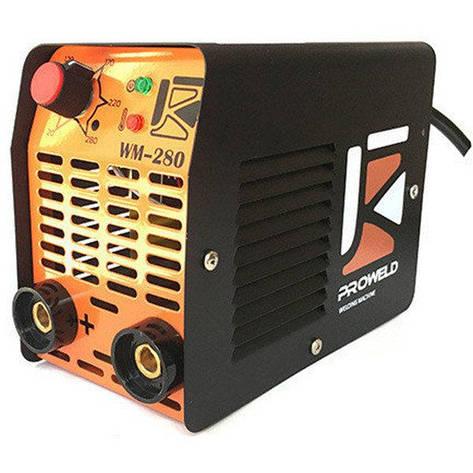 Сварочный инвертор Proweld WM-280, фото 2