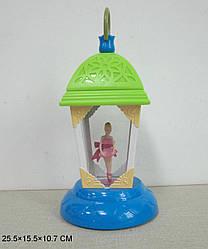 Світильник (светильник) дитячий 2007 (60шт/2) музичний, світиться, в кор. 15,5*10,7*25,5 см