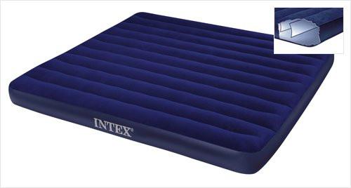 Фото надувной кровати intex 68755