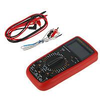 Цифровой Профессиональный мультиметр VC9208N тестер вольтметр + термопара, фото 1