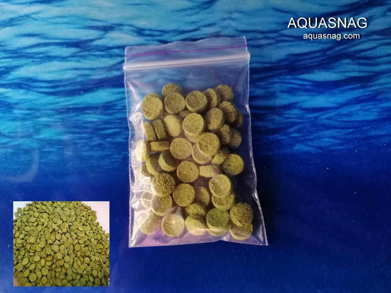 """""""Анциструс"""" -10г,  мелкий, витаминизированный корм для рыб, ТМ """"Золотая Рыбка"""""""
